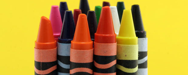 "Crayola to Change ""Black"" Crayon to ""African American"" Crayon"