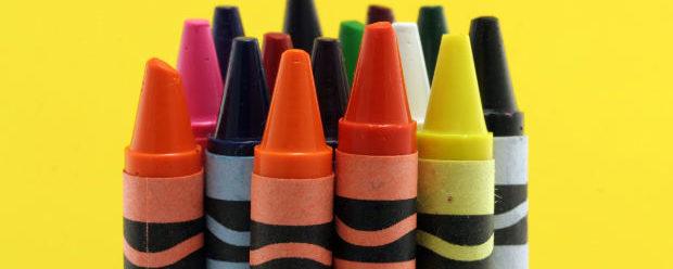 "Crayola to Change ""Black"" Crayon to ""African American"" Crayon"