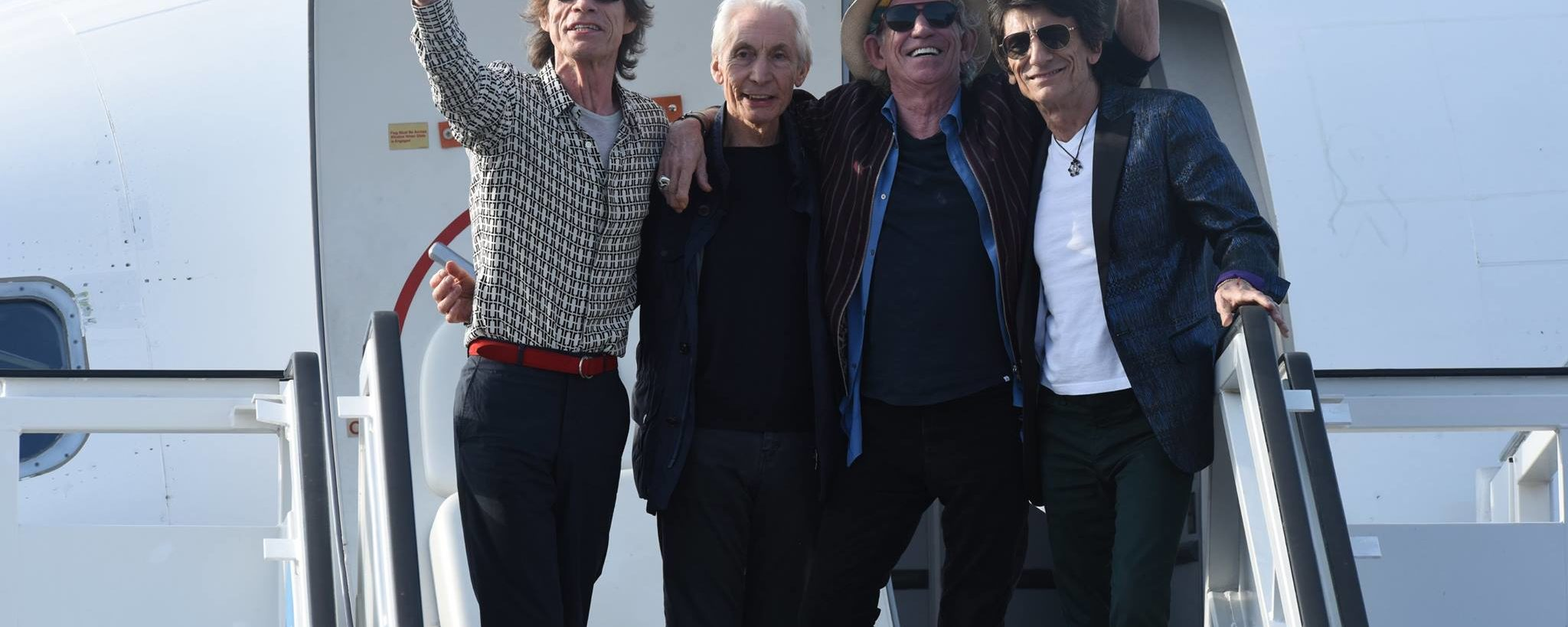 The Rolling Stones Release New Single, '#Party 4 Ever'