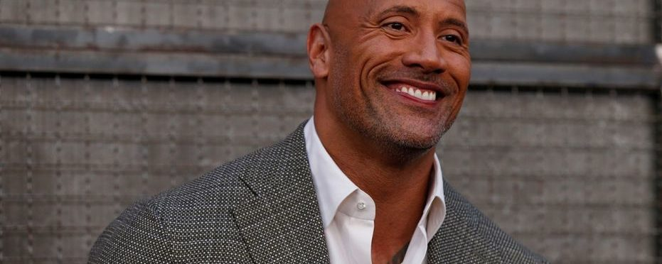 Dwayne Johnson Collapses on Man, Pinning Him to Hard Place